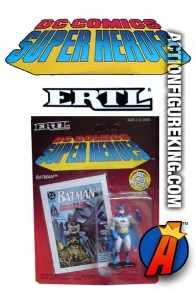 2 inch DC Comics Super-Heroes Die-Cast Metal Figures from ERTL.