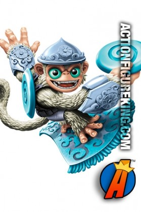 Skylanders Trap Team Fling Kong figure from Activision.