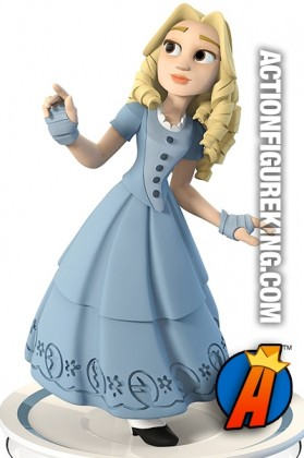 Disney Infinity Through the Looking Glass ALICE gamepiece.