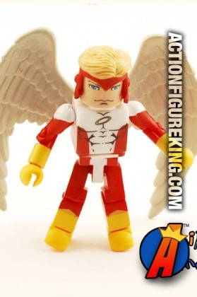 Marvel Minimates Angel figure from The Champions Box Set.