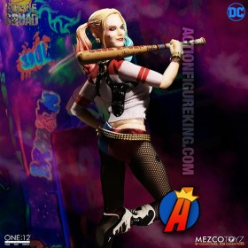 MEZCO One:12 Collective DC Comics HARLEY QUINN Action Figure.