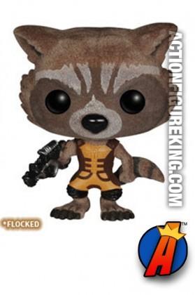 Funko Pop Marvel Rocket Raccoon Sdcc Exclusive Vinyl