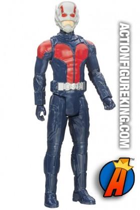 12-inch scale Titan Hero Series Ant-Man figure.