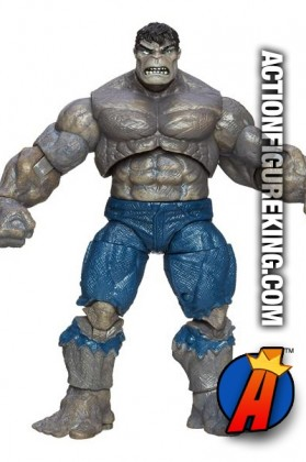 Marvel Universe 3.75 inch 2013 Series Three Gray Hulk action figure from Hasbro.