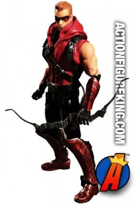 MEZCO 1:12 Collective DC Comics Teen Titans ARSENAL Action Figure.