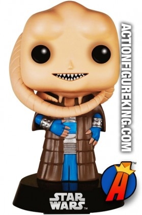FUNKO POP! STAR WARS BIB FORTUNA Vinyl Bobblehead Figure No. 53.
