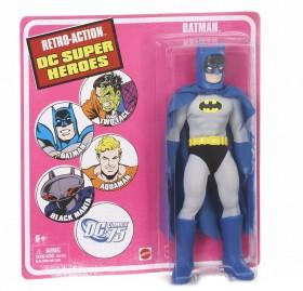 Mattel Retro-Action Batman Package.