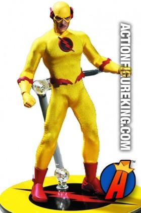 MEZCO One:12 Collective DC Comics REVERSE FLASH Action Figure.