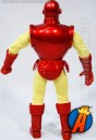 The 8 inch Famous Cover Series Iron Man action figure is an incredible rendition of Old Shellhead.