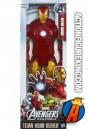 Avengers Assemble Titan Hero Series Iron Man figure from Hasbro.