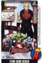 MARVEL Titan Hero Series Lightening Bow HAWKEYE action figure from HASBRO.