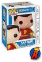 A packaged sample of this Funko Pop Heroes Shazam figure.