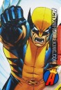 Cool artwork from this Marvel Universe 3.75 inch Astonishing Wolverine action figure.