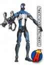 Marvel Universe 2013 Series 01 3.75 inch Black Costume Spider-Man action figure from Hasbro.