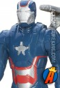 Titan Hero Series sixth-scale Iron Patriot action figure.