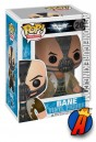 A packaged sample of this Funko Pop! Heroes Dark Knight Rises Bane figure.