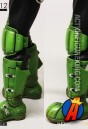 JUDGE DREDD figure with highly detailed cloth uniform from MEZCO.