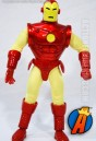 Iron Man was one of the only Famous Cover figures from Toybiz whose outfit is not removable.