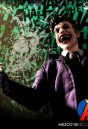Mezco Fully Articulated 1:12 Scale Batman Villain The JOKER Action Figure.
