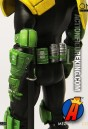 6-inch scale JUDGE DREDD figure with highly detailed cloth uniform.
