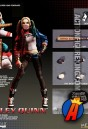 DC Comics Suicide Squad HARLEY QUINN Action Figure from MEZCO's One:12 Collective .