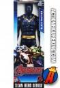 MARVEL COMICS Titan Hero Series BLACK PANTHER Action Figure from HASBRO.