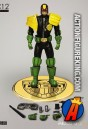 Fully articulated MEZCO 1:12 Collective scale JUDGE DREDD Action Figure.