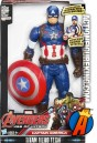 Avengers Age of Ultron electronic Captain America action figure.