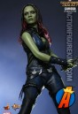 Hot Toys has outdone themselves again with this sixth-scale Gamora action figure.