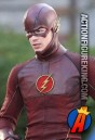 Possibly the best image yet of the Flash uniform from the upcoming CW television series.