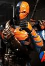 DC Comics Teen Titans villain, DEATHSTROKE Action Figure from MEZCO.