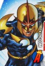 Awesome artwork from this Marvel Universe 3.75 inch Nova action figure from Hasbro.
