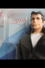 2018 MEGO HAPPY DAYS FONZIE 9-Inch Action Figure Review