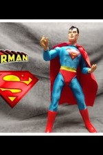 Mego 14-Inch Scale Superman Action Figure -- A Target Exclusive