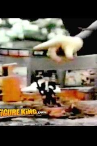Mego Fortress of Solitude Comic Action Heroes Commercial