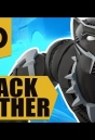 Disney Infinity 3.0: Black Panther Gameplay and Skills