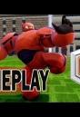Disney Infinity 2.0 BAYMAX Gameplay + Power Disc