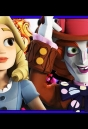 Disney Infinity 3.0 - Alice and Mad Hatter Gameplay
